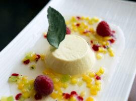 Dessert at Seastar Restaurant and Raw Bar in Bellevue