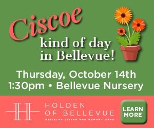 Holden of Bellevue - Ciscoe Ad