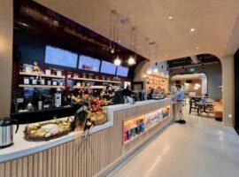 Dilettante Mocha Cafe at Bellevue Plaza Center
