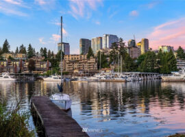 Rare Opportunity on Meydenbauer Bay in Bellevue