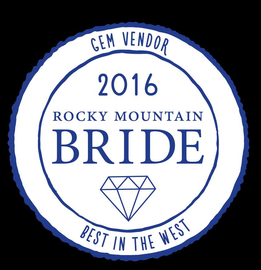 Rocky Mountain Bride GEM Vendor