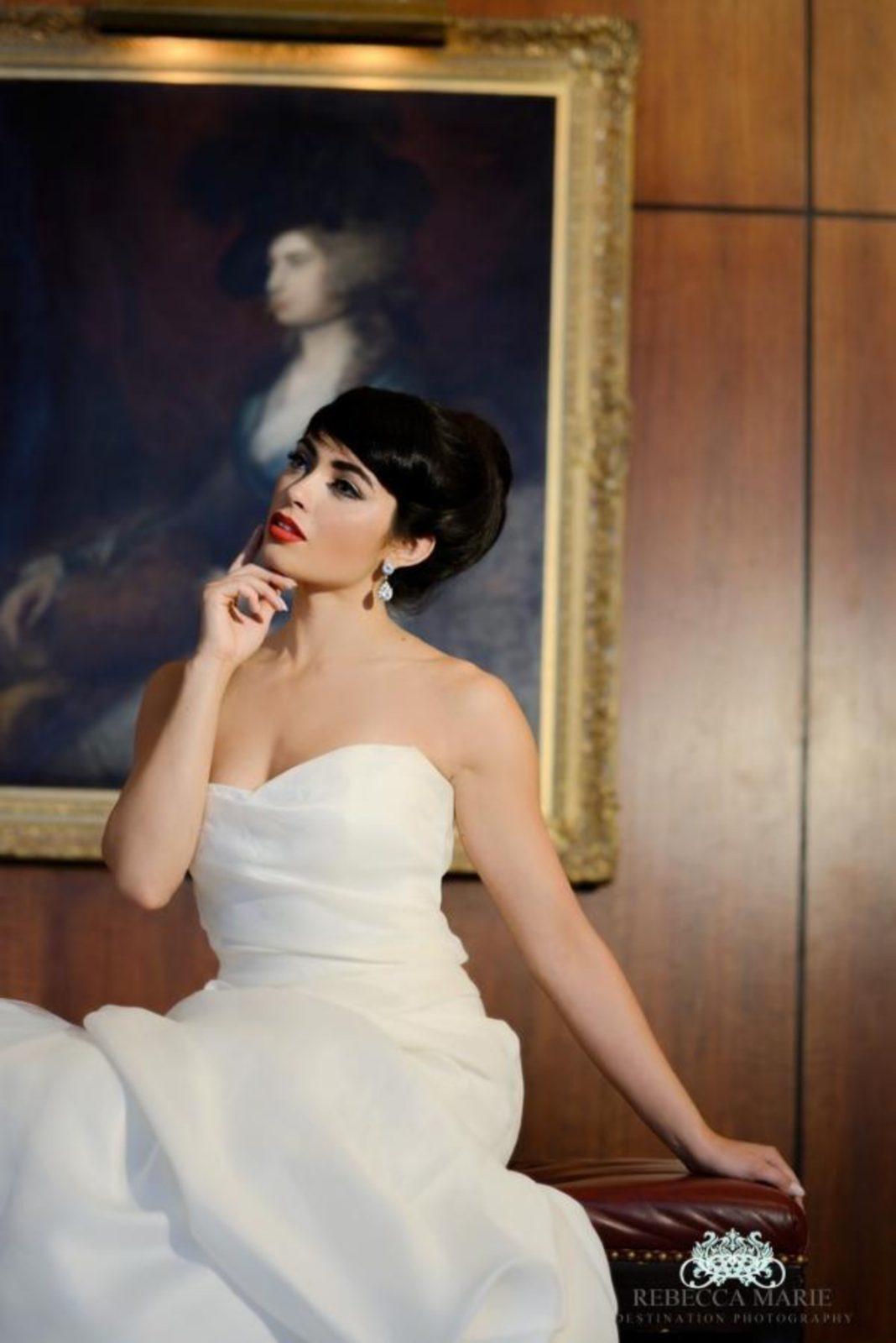 Audrey Hepburn Styled Shoot at The Brown Palace