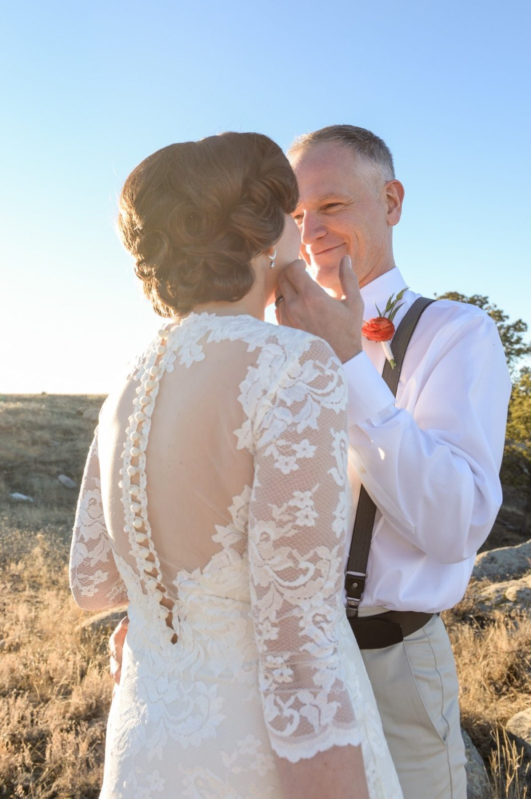 3 Years of Marriage + 2 Sweethearts + 1 Rustic Ranch = The Colorado Dream Team