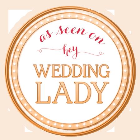 Hey Wedding Lady Feature