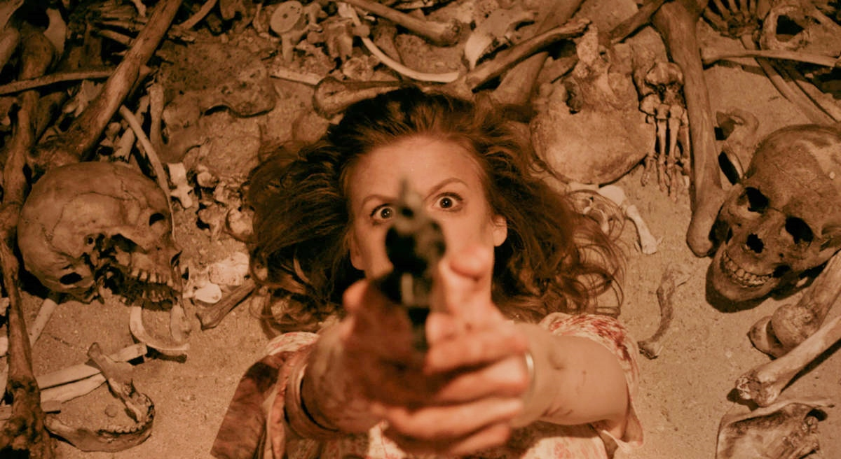 Mickey Keating's highly anticipated Carnage Park