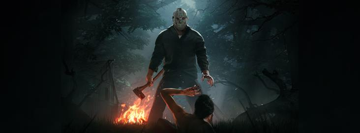Friday the 13th video game screen cap