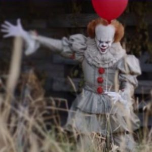 Stephen King's IT New Pennywise