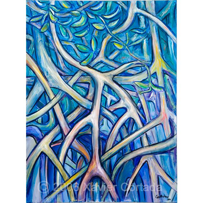 Cyan Roots 2