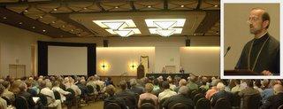 Making the Keynote Address, for the 2009 NWCU, Was Metropolitan Gerasimos, Greek Orthodox Metropolitan for the Archdiocese of San Francisco.