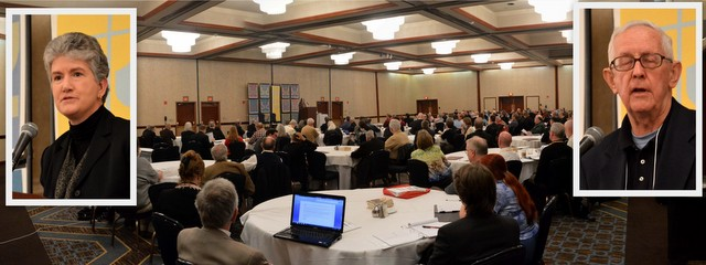 Tuesday Plenary: Vatican II from a Protestant Perspective