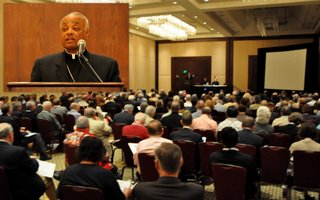 Archbishop Wilton D. Gregory, the sixth Archbishop of Atlanta