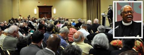 Interactive Plenary on Racism, 2011