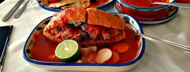 Gastronomia de Tequila jalisco Mexico