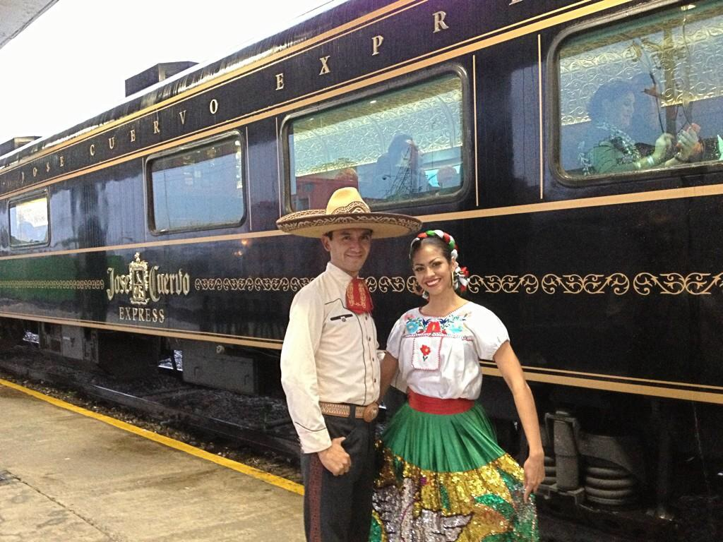 Tren a Tequila Express