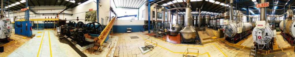 Proceso de Destilación