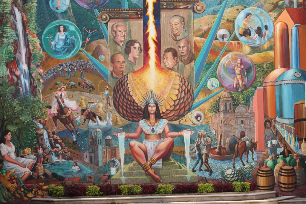 Costumbres mitos y leyendas de Tequila Jalisco Mexico