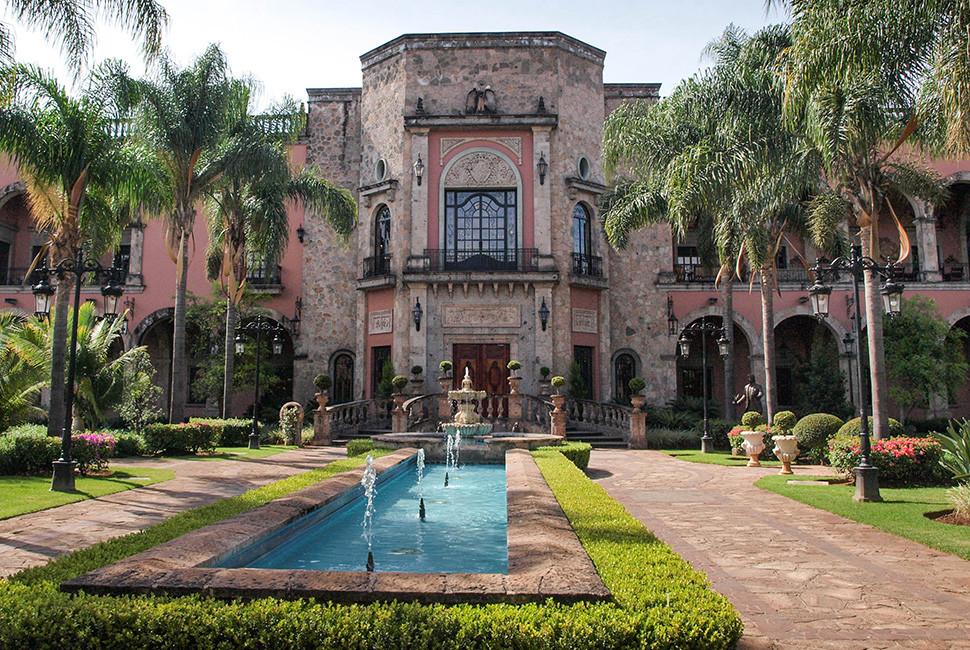 Hacienda Casa Tequila Patron