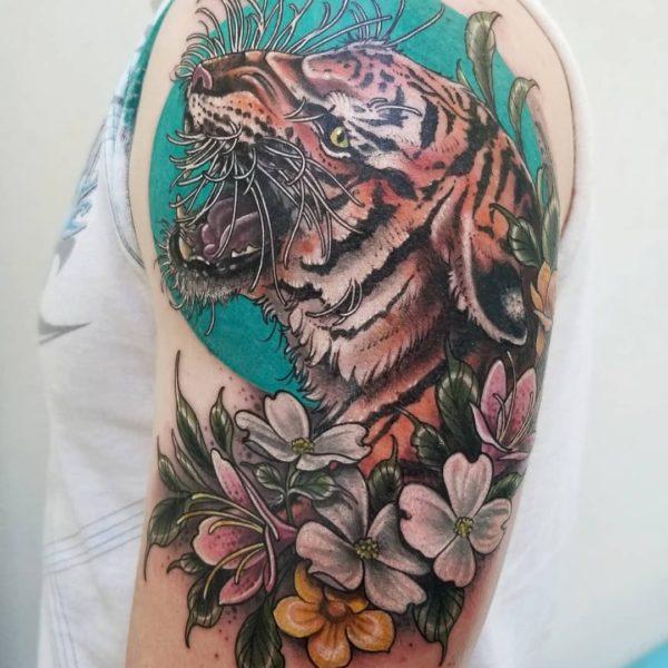 Angela: Tiger