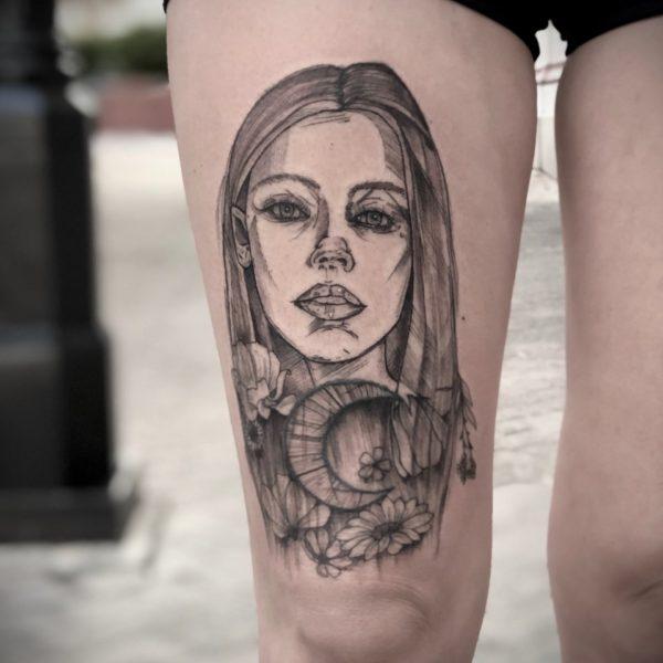 Zakk: Sketchy Lady