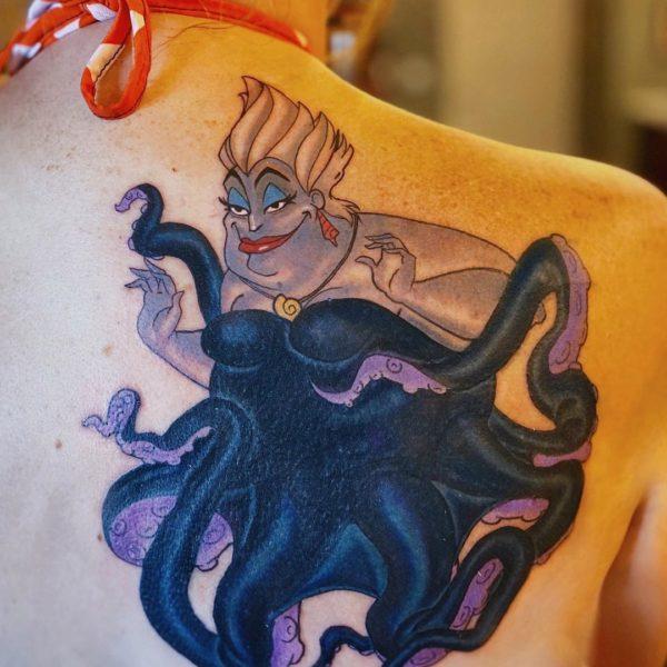 Dock: Ursula (cover up)