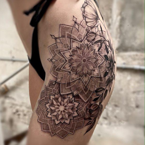 Zakk: Floral Mandalas