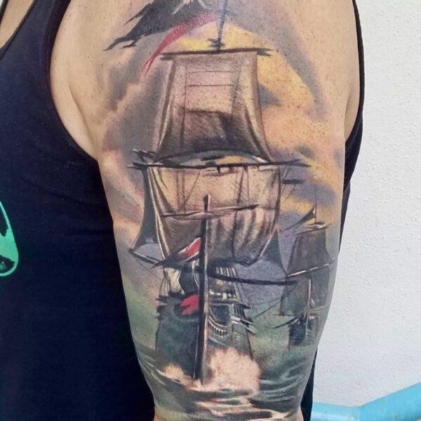 Brandon: Pirate Ships