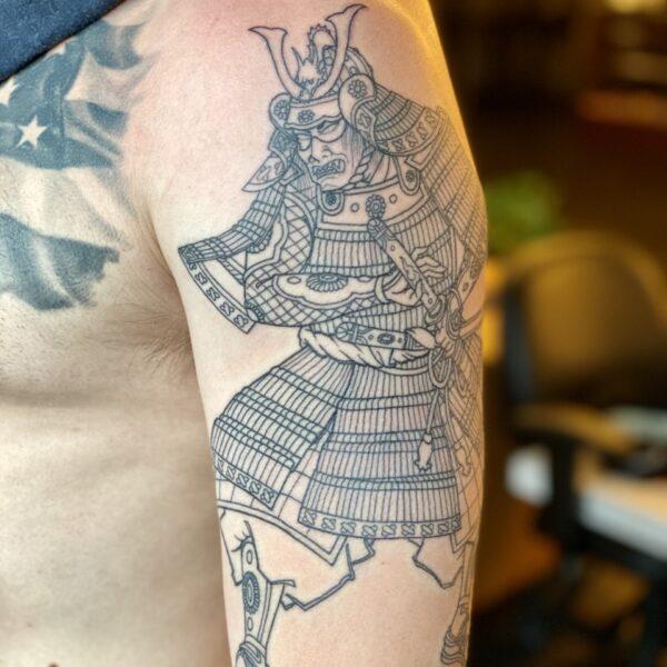 Dock: Samurai