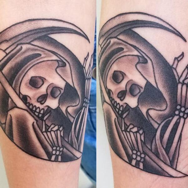Brandon: Grim Reaper