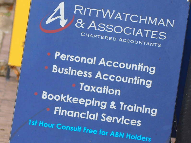 Ritt Watchman and Associates sign
