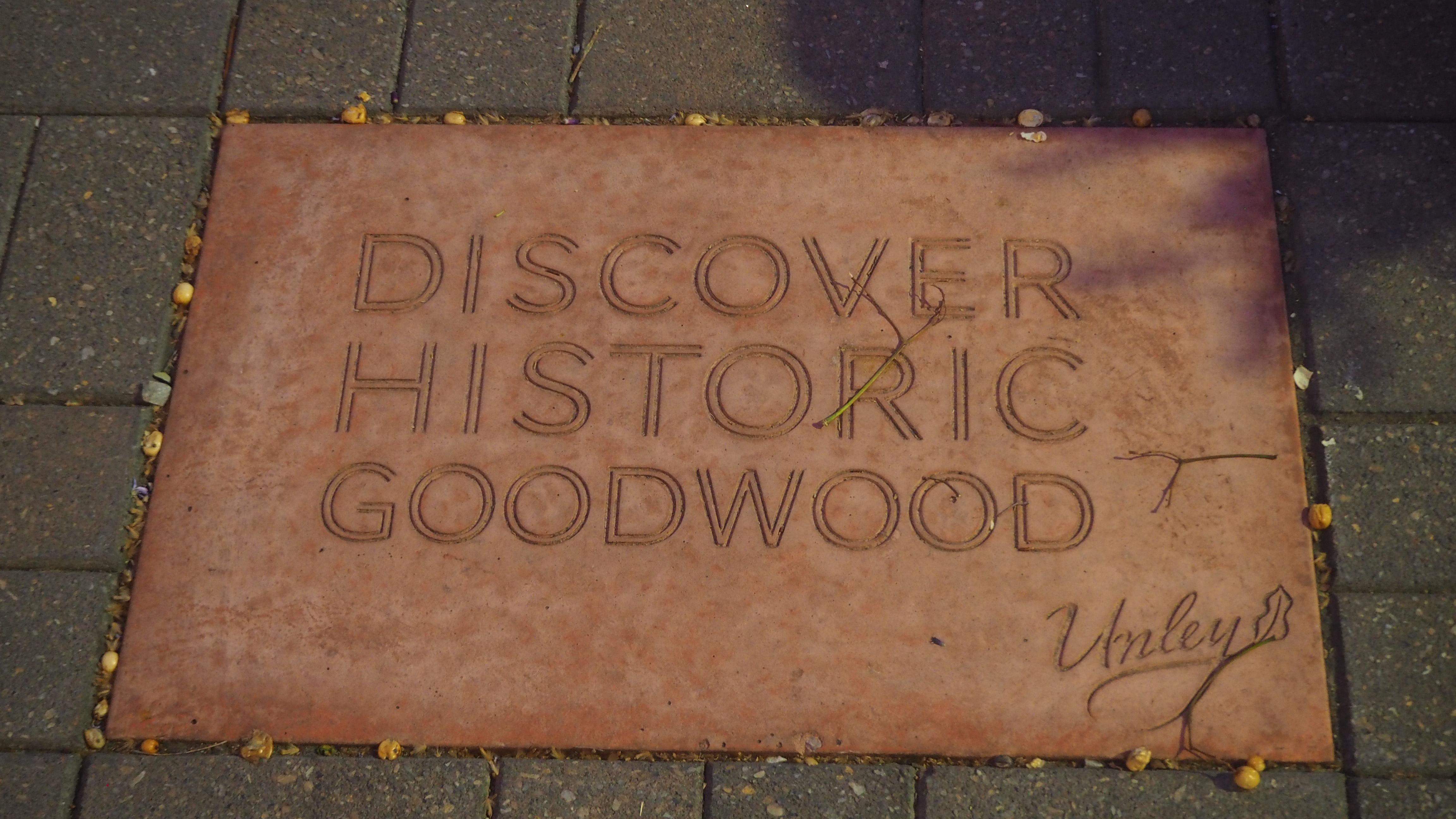 History sign