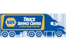 truck service badge
