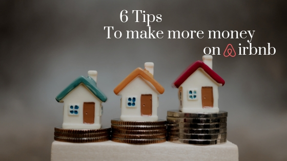 make money with airbnb