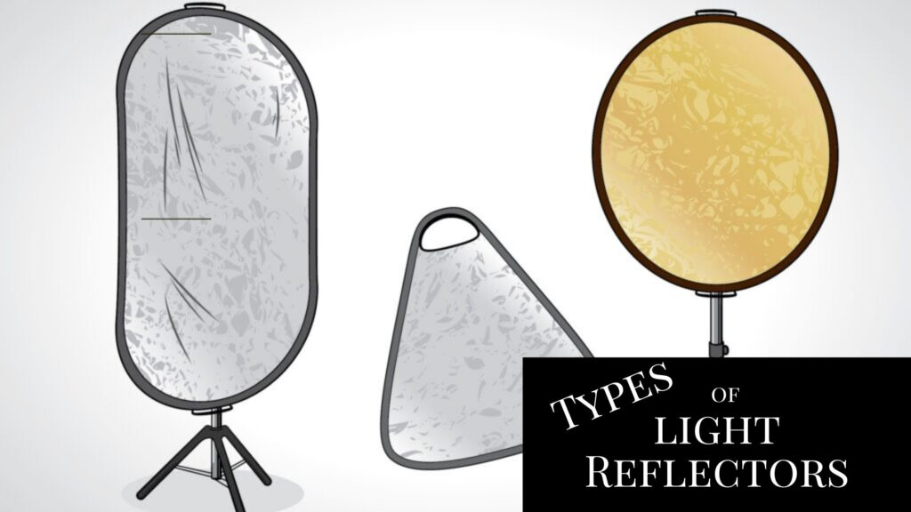 photography light reflector for natural light photography