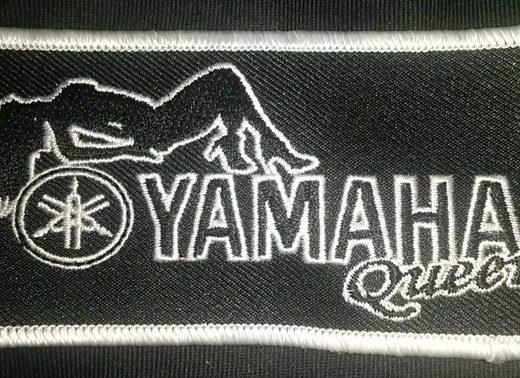 Yamaha Queen Custom Patch