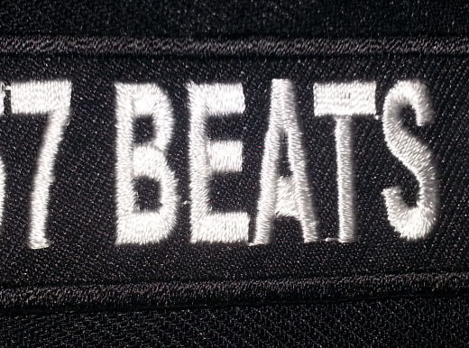 """.357 Beats 911"" patch"