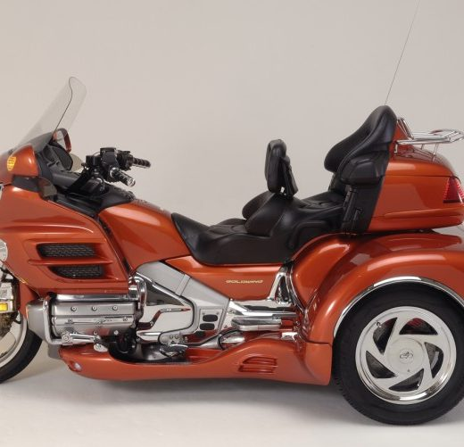 CSC Cobra XL Trike (fits 2001 to 2010 Honda GL1800 Goldwings)