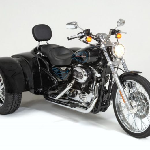 Legend Trike (fits 2004 to current: Sportsters 883 & 1200)