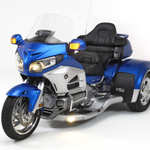 Viper Trike (fits 2001 to current Honda GL1800 Goldwings)