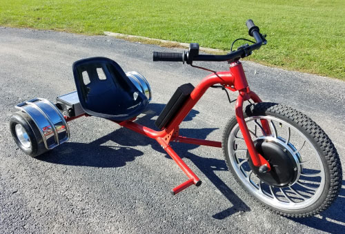 2018 1000W Electric Drift Trike
