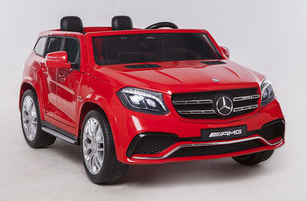 Mercedez Benz AMG GLS63 Remote Control Ride-On Car – HL228