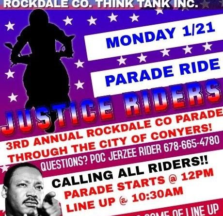 ROCKDALE COUNTY THINK TANK INC. MLK Tribute