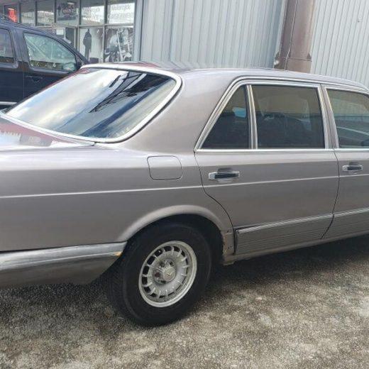 1983 Mercedes-Benz 380 SEL