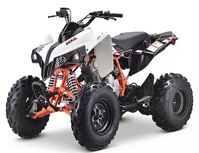Jackal Sport 200cc Manual 4-Speed ATV