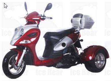 Ace (PST50-12) 49cc Scooter Trike
