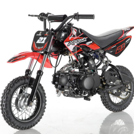Apollo DB-21 70cc Semi-Automatic Dirt Bike