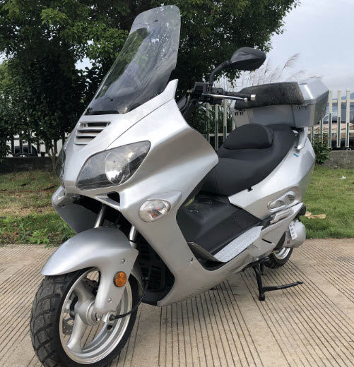 Ranger 250cc Scooter
