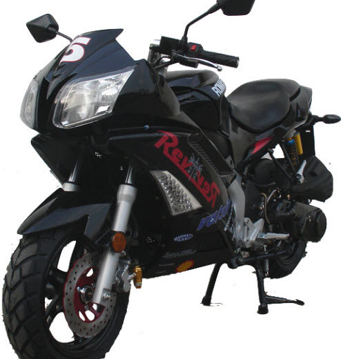 Roma 150cc Scooter