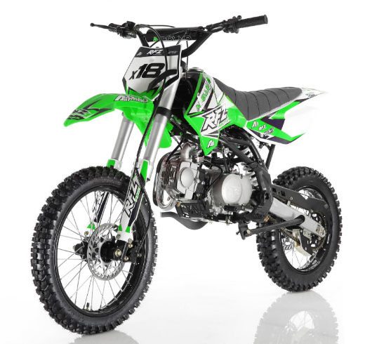 Apollo DB-X18 125cc RFZ Racing Dirt Bike