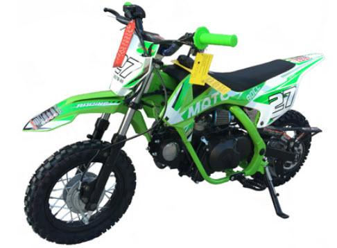 2019 X-Moto X-27 90cc FULLY AUTOMATIC Dirt Bike