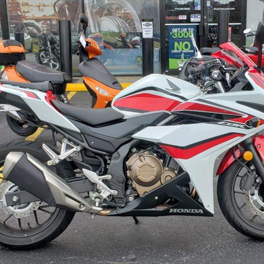 2018 Honda CBR500R
